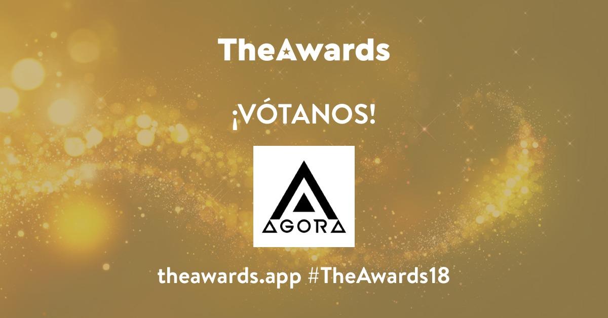 Vota AGORA TheAwards