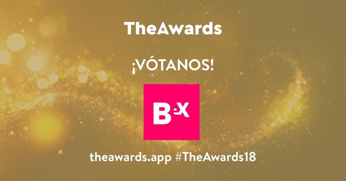 Vota Bnext app TheAwards