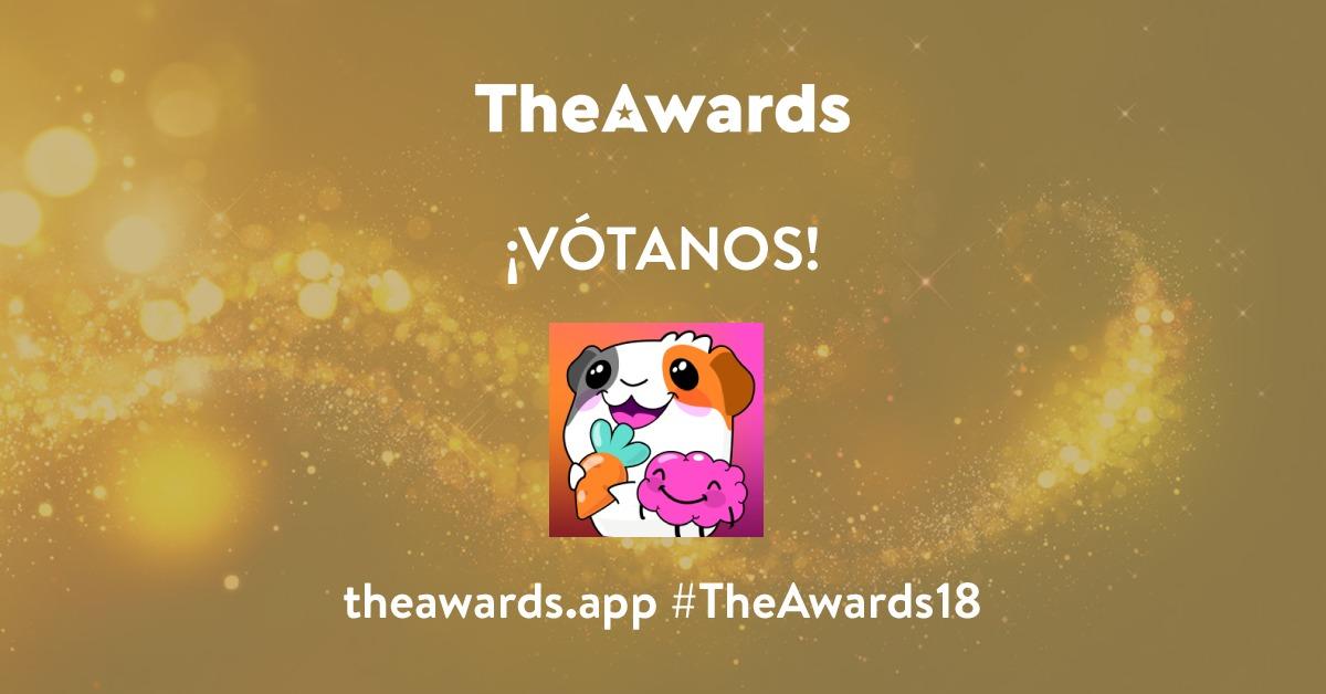 Vota cuibrain TheAwards